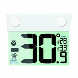 Цифровой термометр (уличный на липучке -30 +70)