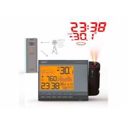 Метеостанция-часы проекционные RST 32775