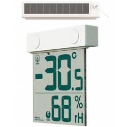 RST 1378 Оконный Цифровой Термогигрометрметр на Солнечной Батарее