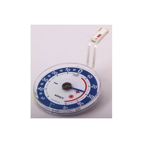 RST 2095 Термометр оконный биметаллический на липучке
