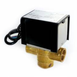 Клапан c сервоприводом штоковый NVMZ для VOLCANO