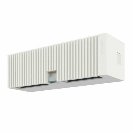 Приточный вентиляционный клапан ДомВент Norvind Optima