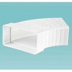 Универсальный угловой соединитель 110*55 для плоских каналов