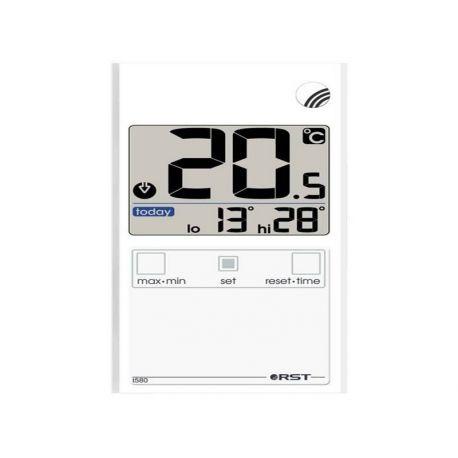 Термометр оконный  в ультратонком корпусе 01588