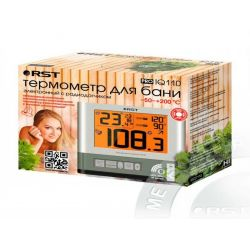 RST 77110 Термометр для бани. Электронный с радиодатчиком
