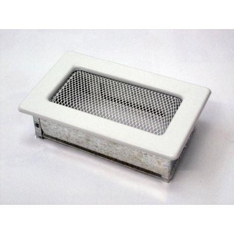 Металлическая Вентиляционная Решетка 11Х17 Белая