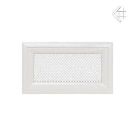 Металлическая Вентиляционная Решетка 11Х17 Оскар белая
