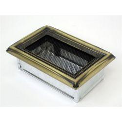 Металлическая Вентиляционная Решетка 11Х17 Рустик