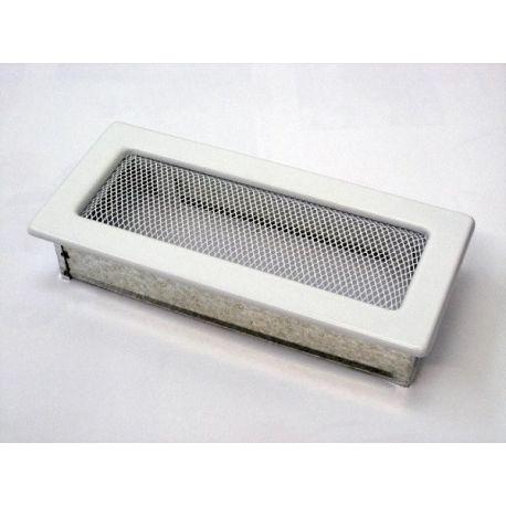 Металлическая Вентиляционная Решетка 11Х24 Белая