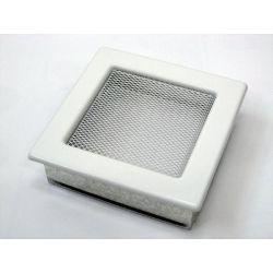 Металлическая Вентиляционная Решетка 17Х17 Белая
